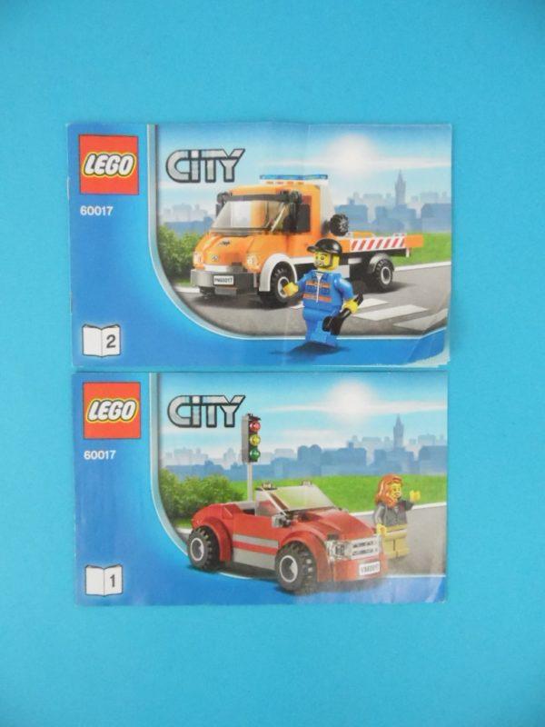 Notice Lego - City - N°60017