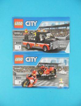 Notice Lego - City - N°60084