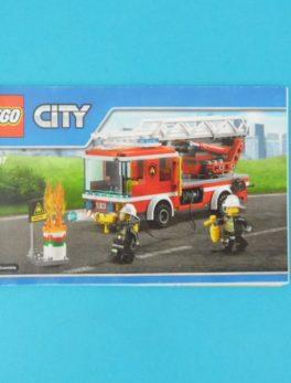 Notice Lego - City - N°60107