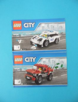 Notice Lego - City - N°60128