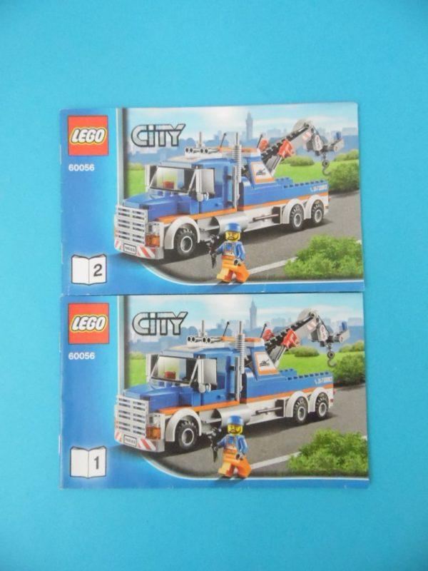 Notice Lego - City - N°60056