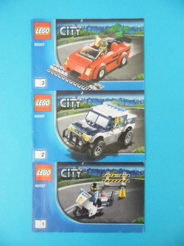 Notice Lego - City - N°60007