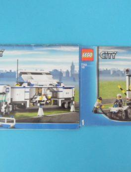 Notice Lego - City - N°7743