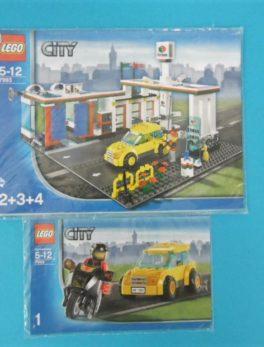 Notice Lego - City - N°7993