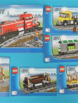 Notice Lego - City - N°3677