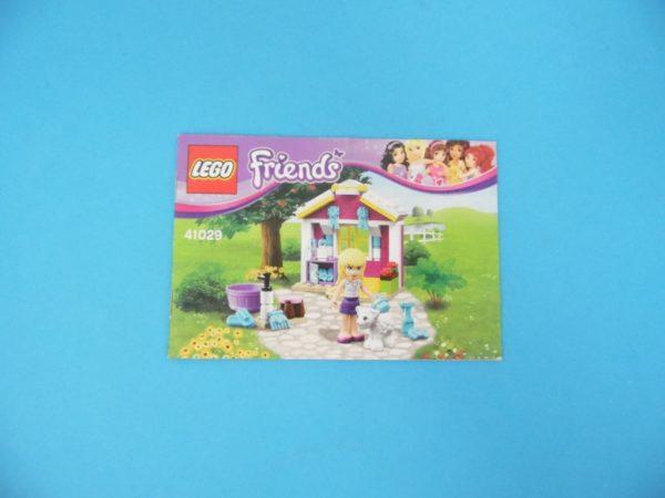 Notice Lego - Friends - N° 41029