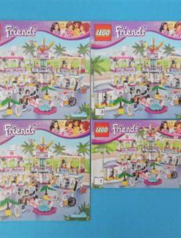Notice Lego - Friends - N° 41058