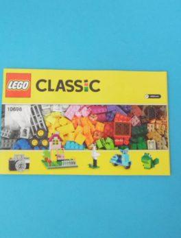 Notice Lego - Classic - N° 10698