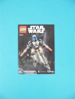Notice Lego - Star Wars - N°75107