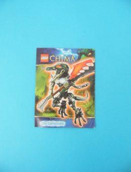 Notice Lego - Chima - N°70203