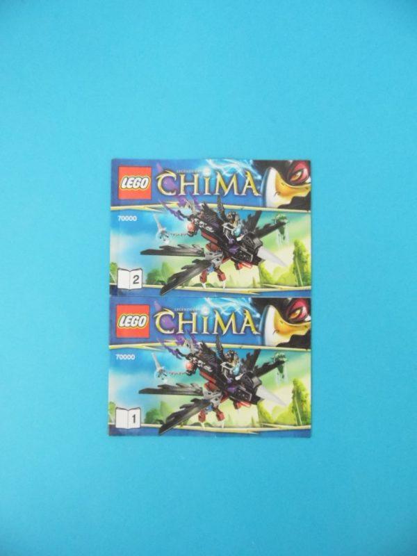 Notice Lego - Chima - N°70000