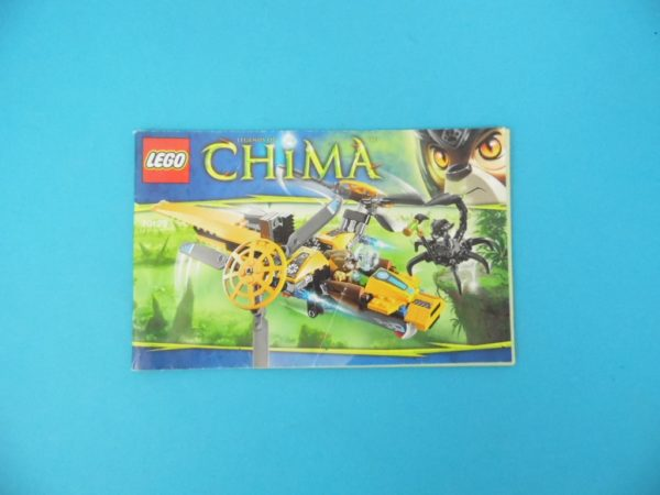 Notice Lego - Chima - N°70129