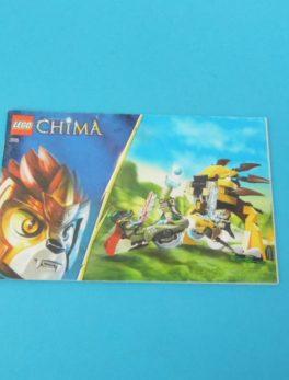 Notice Lego - Chima - N°70115