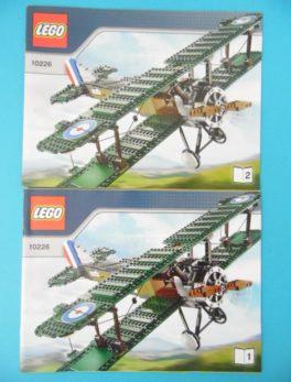 Notice Lego - Creator - N°10226
