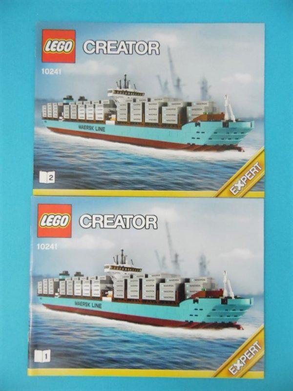 Notice Lego - Creator - N°10241