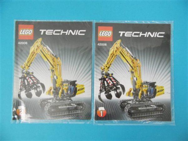 Notice Lego - Technic - N°42006