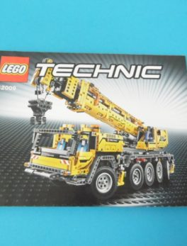 Notice Lego - Technic - N°42009