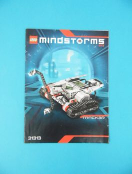 Notice Lego - Mindstorms - N°31313
