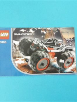 Notice Lego - Racers - N°8385