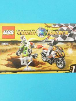 Notice Lego - Racers - N°8896