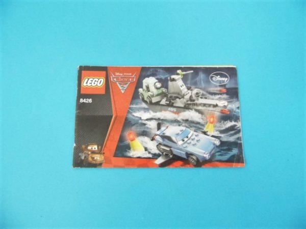 Notice Lego - Cars - N°8486